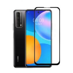 Full cover 3D tvrzené sklo 9H pro Huawei P Smart 2021 černé