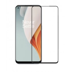 Full cover 3D tvrzené sklo 9H pro OnePlus Nord N10 černé