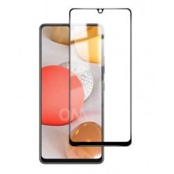 Full cover 3D tvrzené sklo 9H pro Samsung Galaxy A42 5G černé