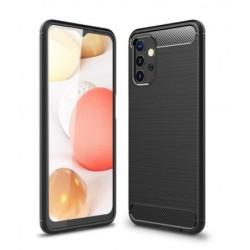 Silikonové pouzdro CARBON pro Samsung Galaxy A32 5G černé