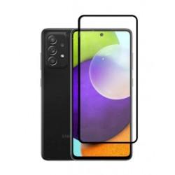 Full cover 3D tvrzené sklo 9H pro Samsung Galaxy A52 černé