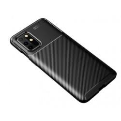 Silikonové pouzdro CARBON pro OnePlus 8T černé