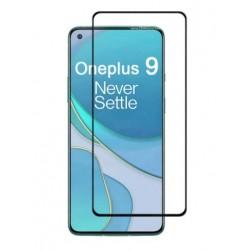 Full cover 3D tvrzené sklo 9H pro OnePlus 9 černé