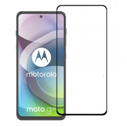 Full cover 3D tvrzené sklo 9H pro Motorola Moto G 5G černé
