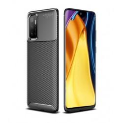 Silikonové pouzdro CARBON pro Xiaomi Poco M3 Pro 5G černé