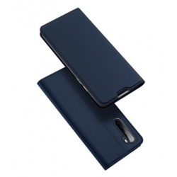 Flipové pouzdro DUX pro OnePlus Nord modré