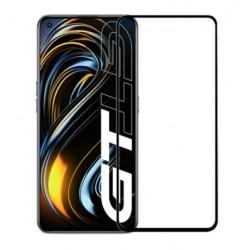 Full cover 3D tvrzené sklo 9H pro Realme GT 5G černé