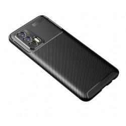 Silikonové pouzdro CARBON pro Realme GT 5G černé