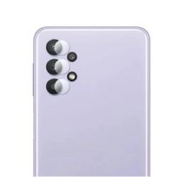 3x Tvrzené sklo na čočku fotoaparátu a kamery pro Samsung Galaxy A32