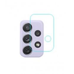 3x Tvrzené sklo na čočku fotoaparátu a kamery pro Samsung Galaxy A72