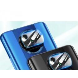 3x Tvrzené sklo na čočku fotoaparátu a kamery pro Xiaomi Poco X3