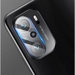 3x Tvrzené sklo na čočku fotoaparátu a kamery pro Xiaomi Poco F3