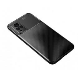 Silikonové pouzdro CARBON pro Vivo V21 5G černé