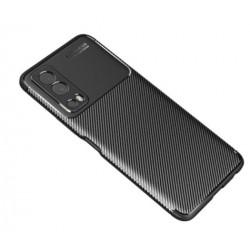 Silikonové pouzdro CARBON pro Vivo Y52 5G černé
