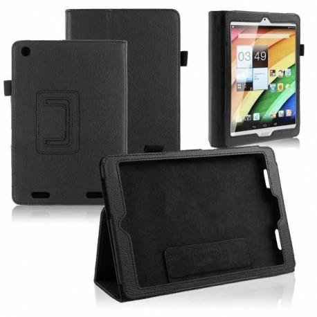 Kožené pouzdro pro Acer Iconia Tab A1 830 černé