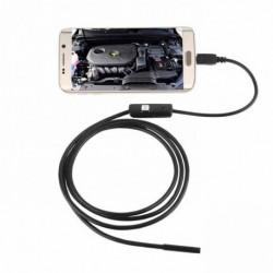 Endoskop - Inspekční kamera s micro USB portem pro Android a PC, délka 5m