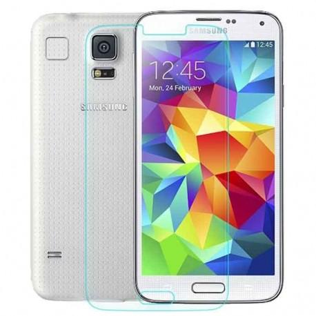 Ochranné tvrzené sklo 9H pro Samsung Galaxy S5 Mini SM-G800